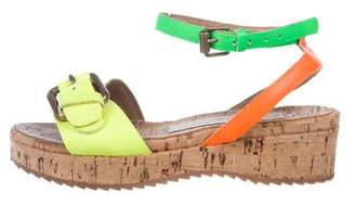Stella McCartney Girls' Patent Leather Sandals
