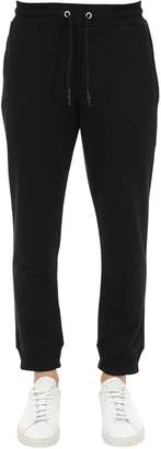McQ Organic Cotton Sweatpants W/patch