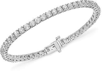 Bloomingdale's Diamond Tennis Bracelet in 14K White Gold, 5.0 ct. t.w. - 100% Exclusive