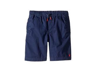 Polo Ralph Lauren Cotton Chino Pull-On Shorts (Little Kids)