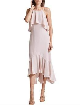 SABA Eve Silk Maxi Dress