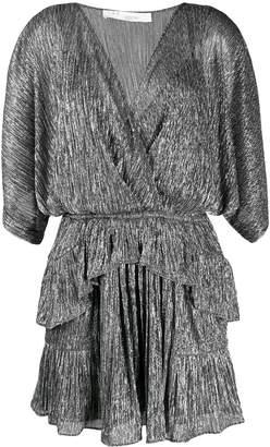 IRO ruffled mini dress