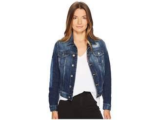 DSQUARED2 Toppa Wash Jean Jacket Women's Coat