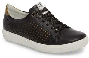Ecco Casual Hybrid Water-Repellent Golf Shoe