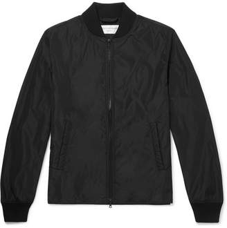 Officine Generale Ben Shell Bomber Jacket