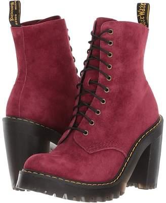 Dr. Martens Kendra 10-Eye Boot Women's Boots