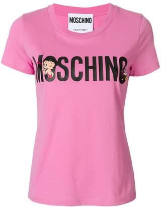 Moschino short sleeved T-shirt