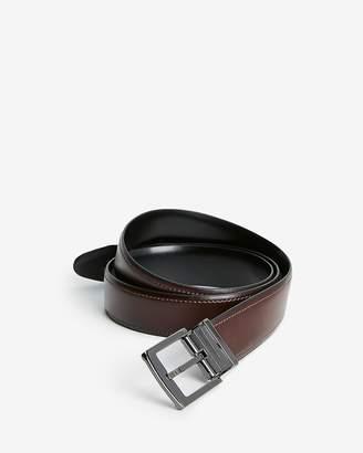 Express Reversible Stitched Prong Belt