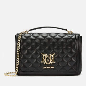 Love Moschino Women's Quilted Shoulder Bag