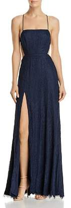 Fame & Partners Adella Lace Gown
