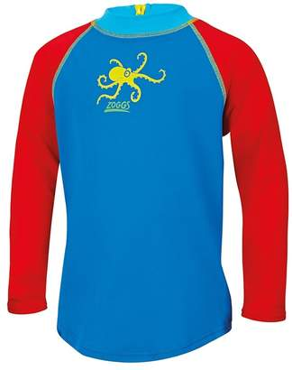 Zoggs Toddler Octopus Fever Long Sleeve Rashies