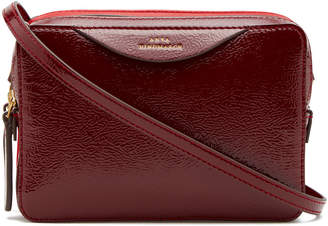 Anya Hindmarch Stack Double Wallet with Strap