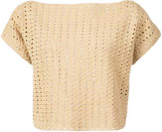 Rachel Comey short-sleeve crop top
