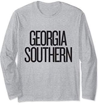 NCAA GSU Eagles Women's College Long Sleeve T-Shirt 80M-GSU