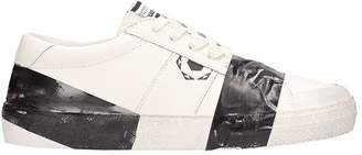 M.O.A. Master Of Arts M.O.A. master of arts White Leather Low Sneakers