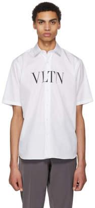 Valentino White VLTN Shirt