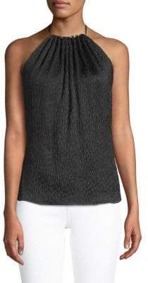 Jason Wu Textured Halter Top
