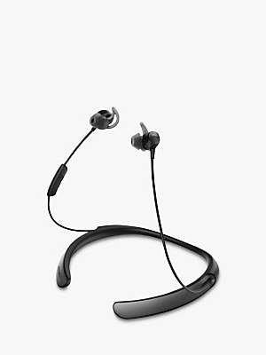Bose QuietControl® Noise Cancelling® QC30 Bluetooth/NFC Wireless In-Ear Headphones with Mic/Remote, Black