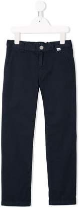 Il Gufo slim fit chino trousers