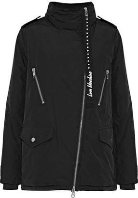 Love Moschino Cotton-Blend Gabardine Jacket