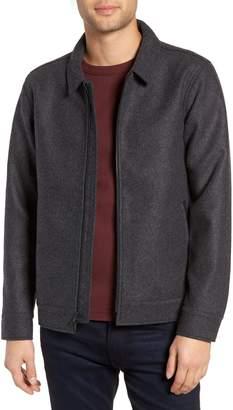 TWENTYMETRICTONS Wool Blend Zip Jacket