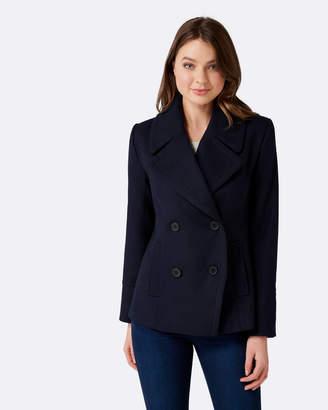 Forever New Samantha Pea Coat