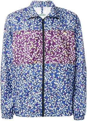 Kenzo Jackie Flowers jacket