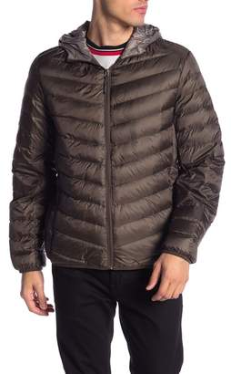 Tumi Water & Wind Resistant Packable Jacket