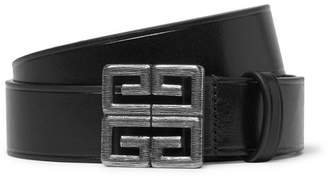 Givenchy 3cm Leather Belt