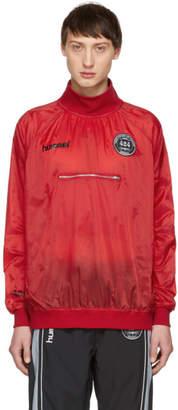 424 Red Hummel Edition Spray Sweatshirt