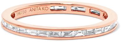 Anita KoAnita Ko - 18-karat Rose Gold Diamond Ring - 6