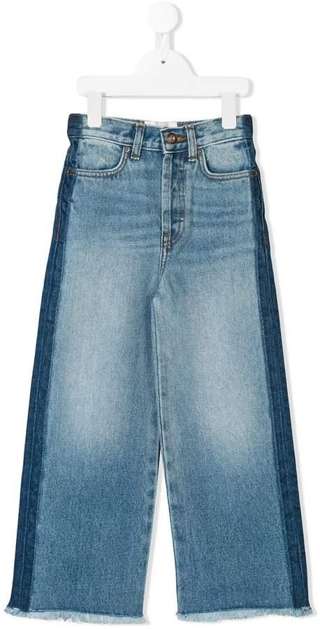 Les Coyotes De Paris wide leg jeans