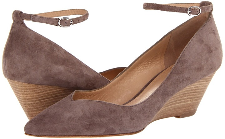 Belle by Sigerson Morrison Waverly (Taupe Suede) - Footwear