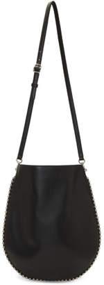 Alexander Wang Black Ball Chain Roxy Hobo Bag