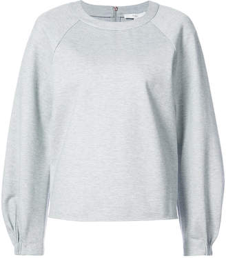 Tibi raglan sleeves sweatshirt