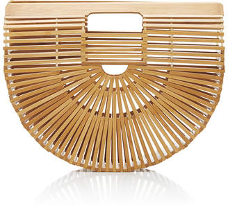 Cult Gaia Large Bamboo Ark Bag $140 thestylecure.com