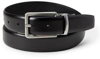 Banana Republic Reversible Saffiano Leather Belt