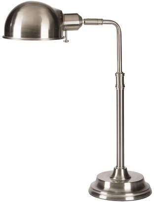 DECOR 140 Dcor 140 Aspdin 18.5x6x14 Indoor Task Lamp - Silver