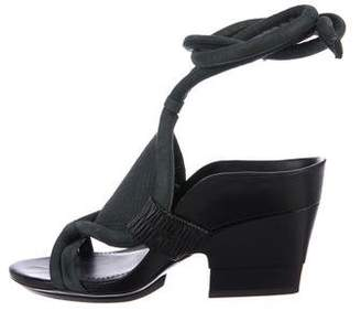 3.1 Phillip Lim Marquise Wrap-Around Sandals