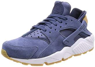 Nike Women's Air Huarache Run Sd Fitness Shoes, Multicolour (Diffused Blue/Diffus 400)