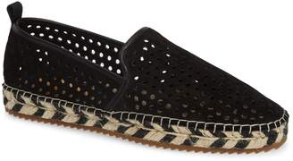 Bill Blass Sutton Perforated Espadrille Flat
