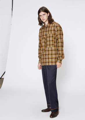 Lanvin Plaid Shirt