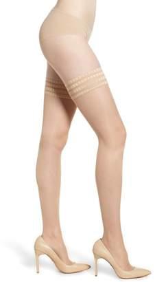Falke 'Pure Matt 20' Stay-Up Stockings