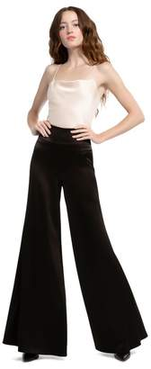 Alice + Olivia Iyanna Fit And Flare Pant