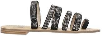 Bibi Lou Flip-flop Glitter Sandals