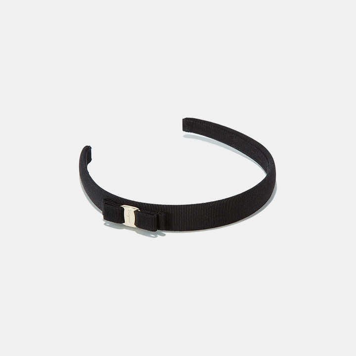 Salvatore Ferragamo Vara Bow Headband