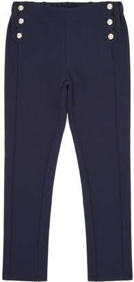 Chloé Button Detail Trousers