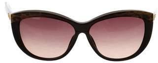 Just Cavalli Tinted Oversize Sunglasses