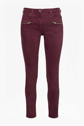 Great Plains Zip Skinny Jeans