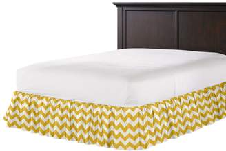 Loom Decor Ruffle Bedskirt Limitless - Squash